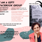 Design features of Facebook Group Header